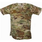 Scrub Top Multicam
