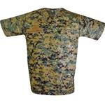 Marine Digital Camo Top