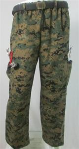 Marine Digital Scrub Pants