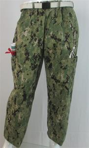 NWU3 Navy Woodland Pants